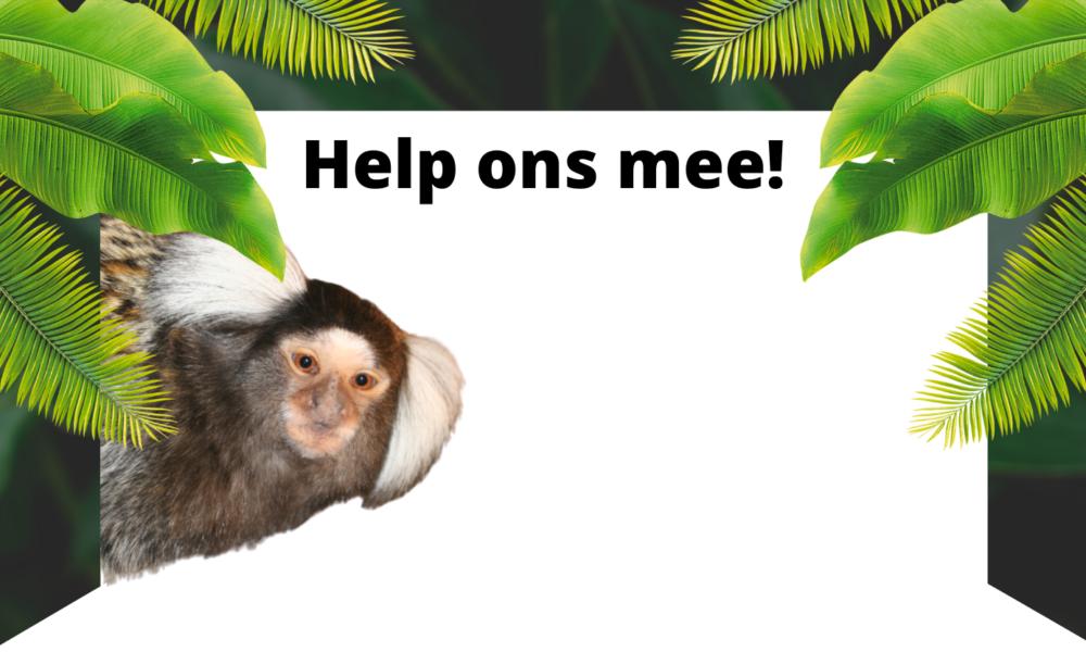 Help ons mee!